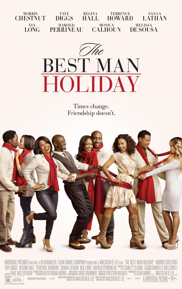 know to easy step watch The Best Man Holiday 2013 full movie online